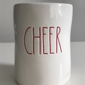 Rae Dunn Cheer Apple 🍎 Cider Scented Candle